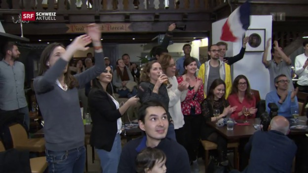 Video «Schweiz aktuell vom 08.05.2017» abspielen