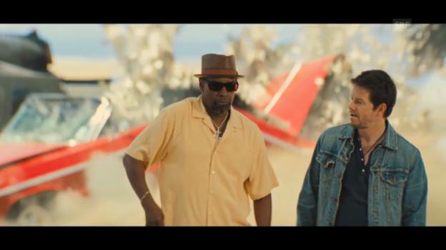 Video «Trailer zu «2 Guns»» abspielen