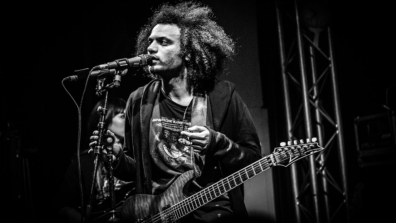 Zeal & Ardor - «Devil Is Fine»