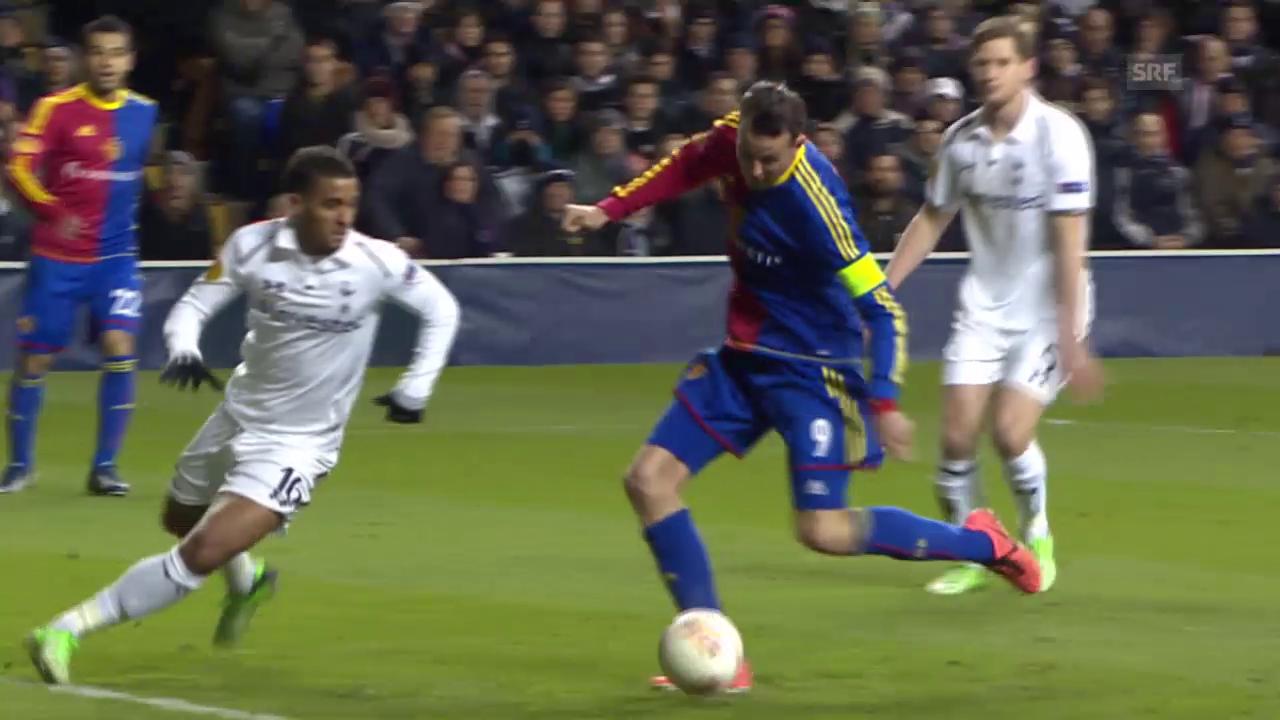 Fussball: Marco Strellers Europacup-Highlights