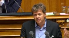 Video «Grossen: Postagenturen sind auch gut für Städter» abspielen