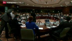 Video «Merkel berät Ukraine-Konflikt» abspielen