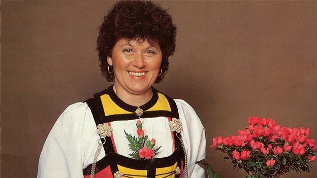 Sonja Aebi zur Entstehung vom Jodellied «Mis Müeti»