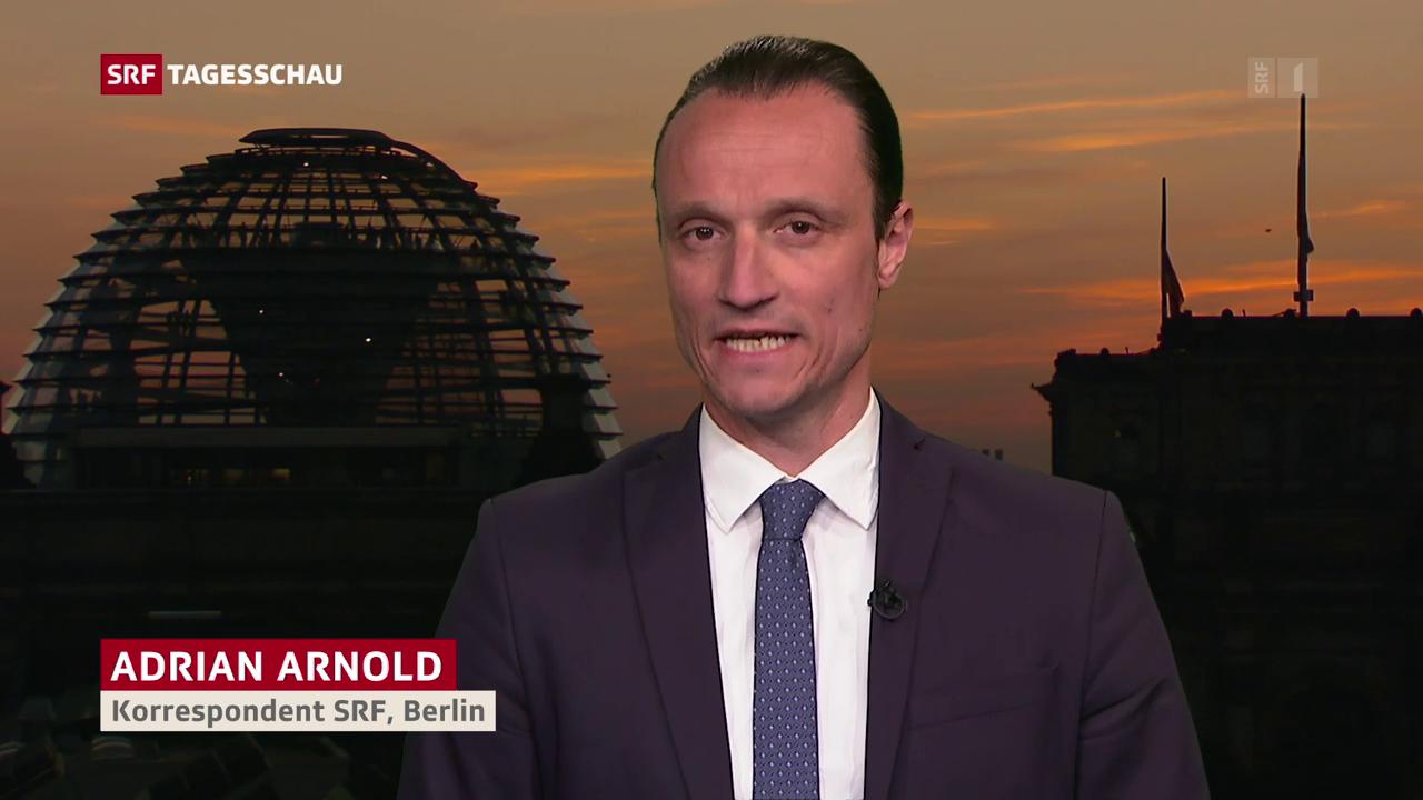Adrian Arnold aus Berlin