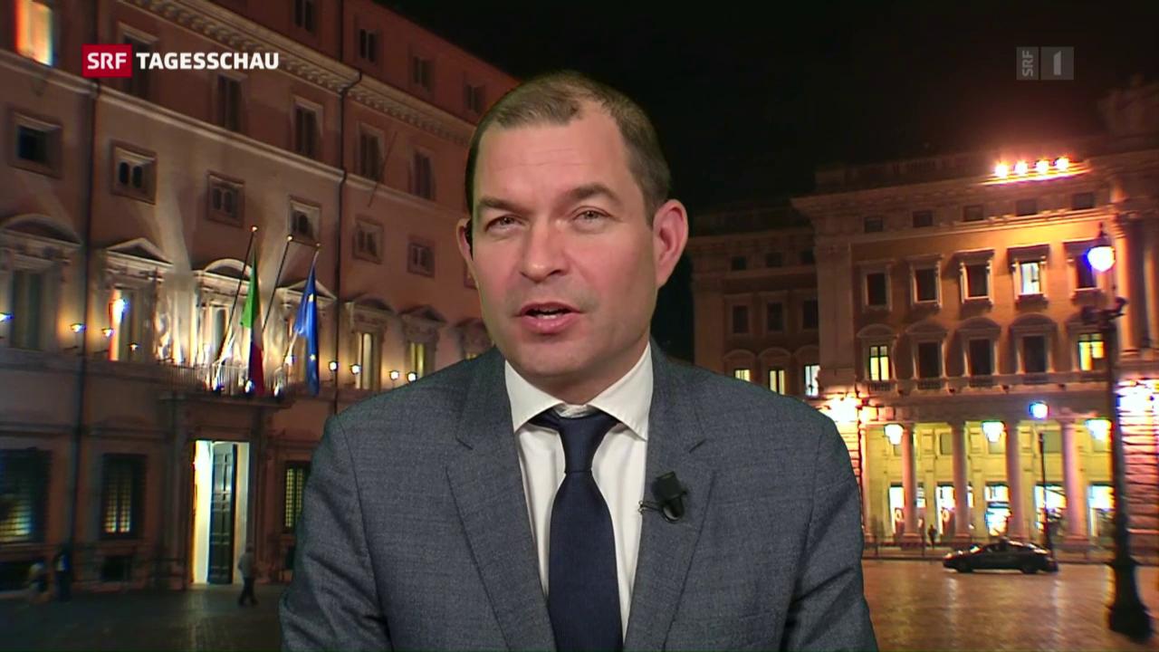 Einschätzung von SRF-Korrespondent Philipp Zahn