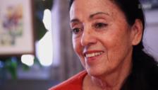 Video «Carmen Würth betrachtet Kunst am liebsten mit ihrem Sohn.» abspielen
