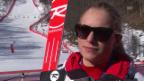 Video «Ski Alpin: Super-G Sotschi, Interview Lara Gut (sotschi direkt, 15.02.2014)» abspielen