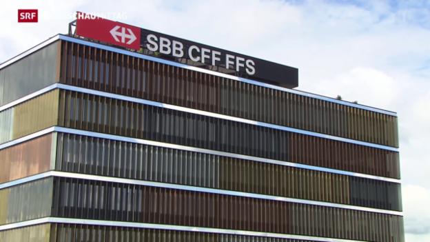 Video «Datenschützer kritisiert Swisspass» abspielen