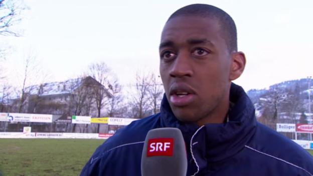 Video «Gelson Fernandes vor Basel-Spiel» abspielen