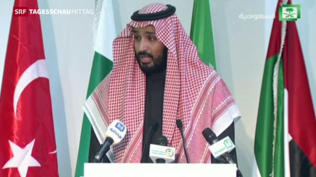 Video «Saudi-arabische Terrorallianz» abspielen