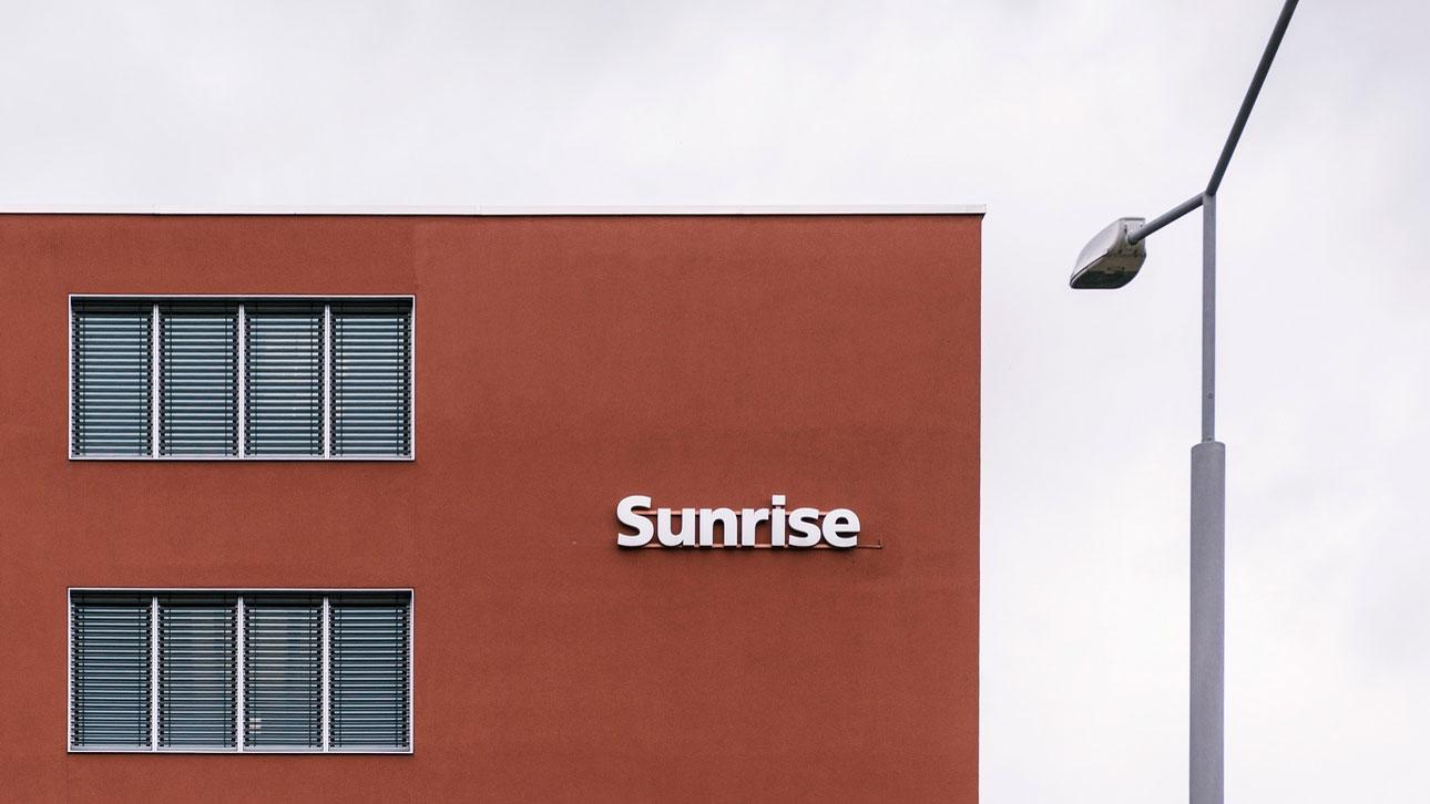 Sunrise verbietet schriftliche Kündigung