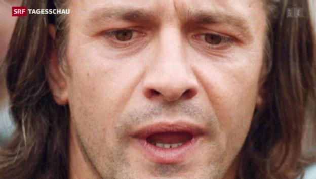 Video «Oric wird nach Bosnien-Herzegowina ausgeliefert» abspielen