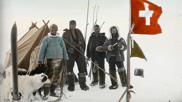 Alice Henkes über die Ausstellung «Grönland 1912» im Landesmuseum