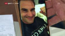 Link öffnet eine Lightbox. Video Federer hat mit der Nati mitgefiebert abspielen