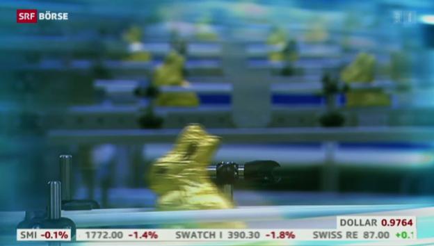 Video «SRF Börse vom 18.08.2015» abspielen