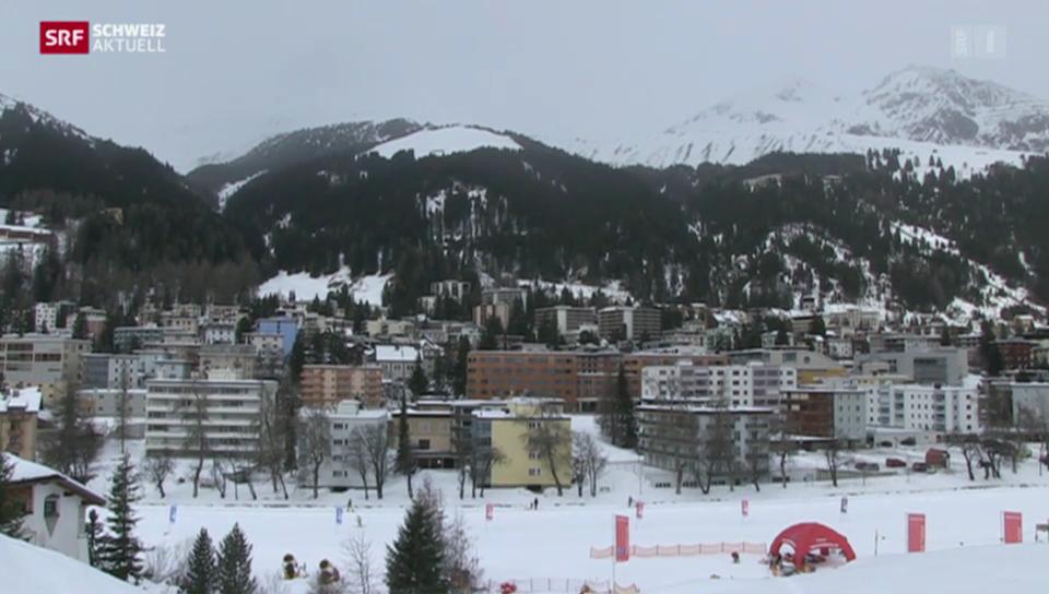 Umstrittene Abzockerliste am WEF in Davos