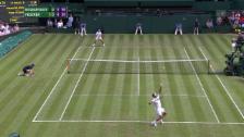 Video «Federers 10'000. Ass auf ATP-Ebene» abspielen