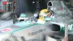 Video «Formel 1: Qualifying zum GP Silverstone» abspielen