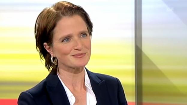 Video «Interview mit Friederike von Houwald, Kuratorin Zoo Basel v. 20.1.13» abspielen