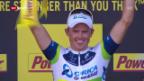 Video «3. Etappe der Tour de France («sportaktuell»)» abspielen