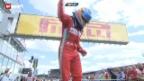 Video «Formel 1: GP Deutschland in Hockenheim» abspielen