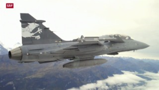 Video «771 Millionen Franken für die Armee» abspielen