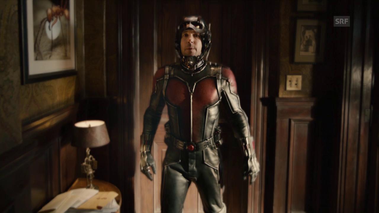 Keine 3 Minuten: «Ant-Man»