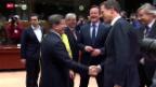 Video «Flüchtlingsabkommen: EU und Türkei einigen sich» abspielen