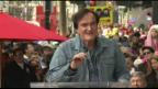 Video «Tarantino dreht neuen Film» abspielen