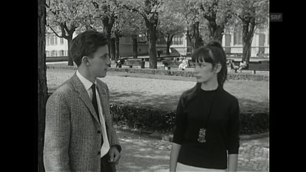 Video ««Allein mit ihm», Studio Bellerive, 12.5.1962» abspielen
