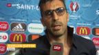 Video «Buffon vor dem Klassiker gegen Deutschland» abspielen