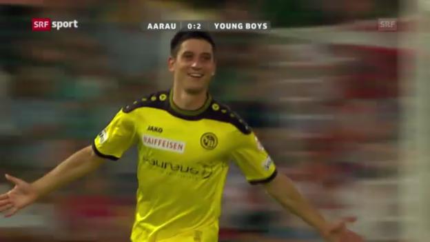 Video «Rang 4: Moreno Costanzo, 10% («sportaktuell», 10.08.2013)» abspielen