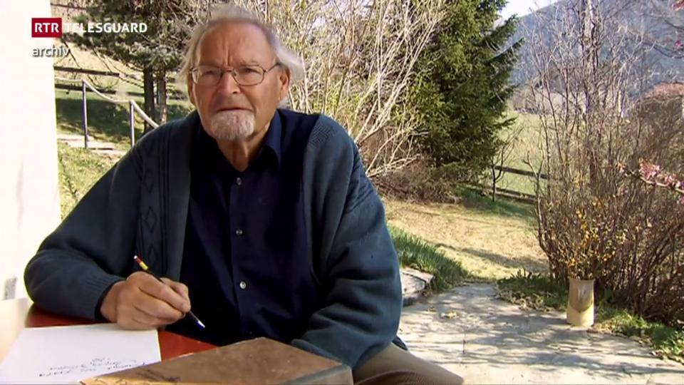 Jacques Guidon è mort en la vegliadetgna da 90 onns