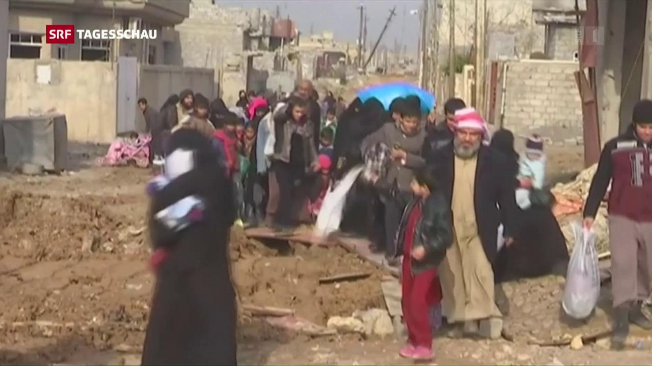 Kampf um Mossul geht weiter