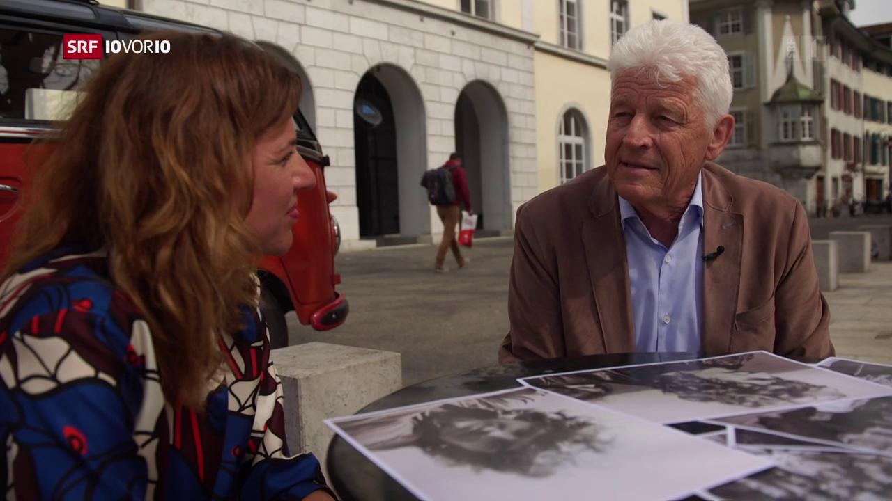Serie «Die 68er» Teil 2 – Benedikt Weibel