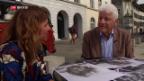Video «Serie «Die 68er» Teil 2 – Benedikt Weibel» abspielen