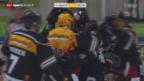 Video «Eishockey: NLA, Lugano - Bern» abspielen