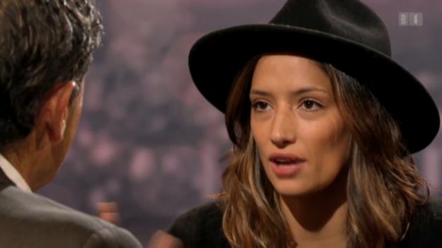 Video «Melanie Winiger bei Roger Schawinski» abspielen