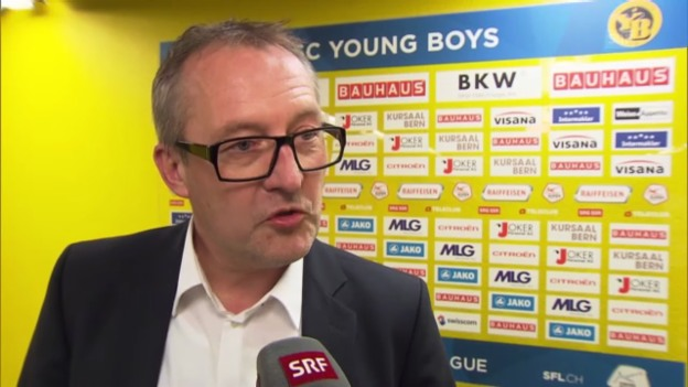 Video «Fussball: Interview mit Fedy Bickel» abspielen