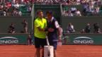 Video «Schweizer am French Open» abspielen