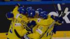 Video «Schweden lässt Finnland keine Chance» abspielen