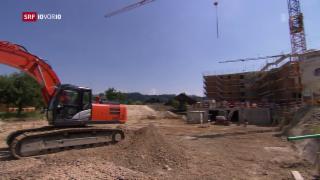 Video «Arbeiten bei Bruthitze» abspielen