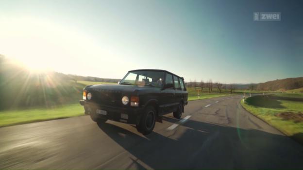 Video «Range Rover, der erste SUV der Autogeschichte» abspielen