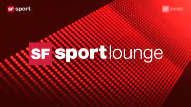 Video «sportlounge vom 08.11.2010» abspielen