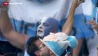 Video «Argentinien und Nigeria weiter» abspielen
