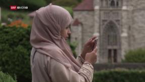 Video «Was hat das Burkaverbot im Tessin gebracht? » abspielen