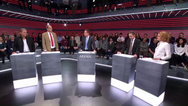 Video «Das Jahr der Populisten?» abspielen