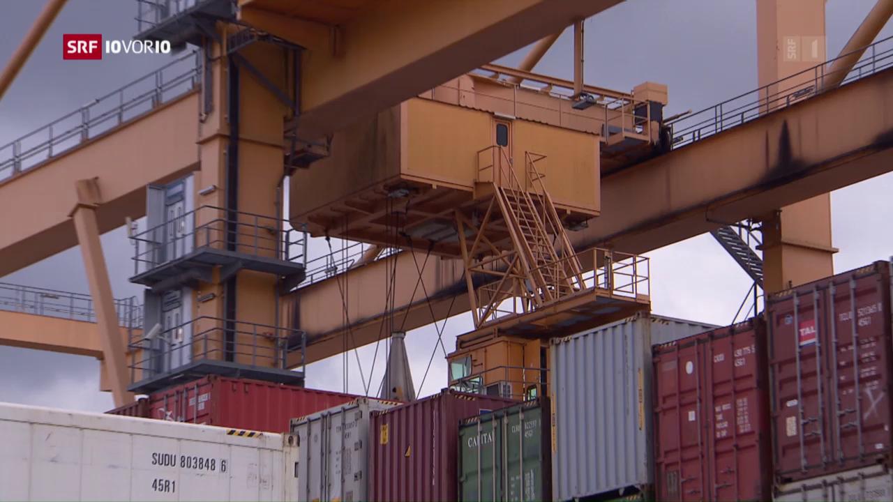 Gotthard-Serie: Güterverkehr für Europa neu definiert