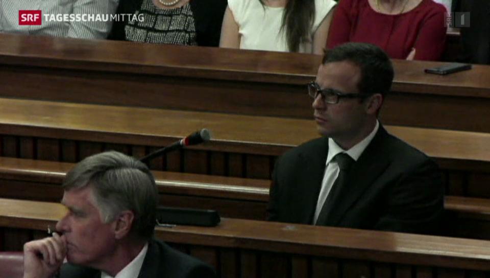 Pistorius droht lebenslange Haft