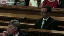 Video «Pistorius droht lebenslange Haft» abspielen